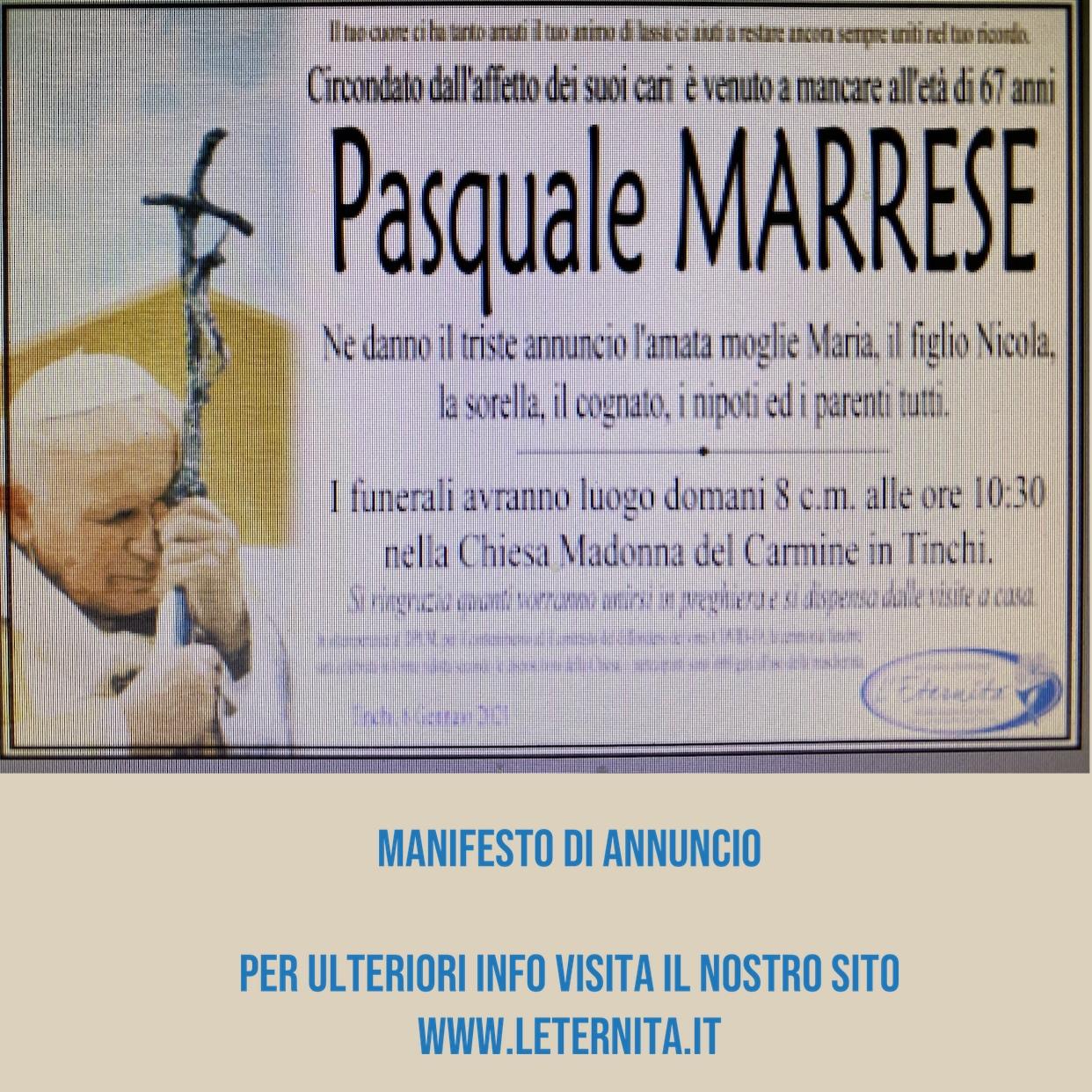 Pasquale MARRESE