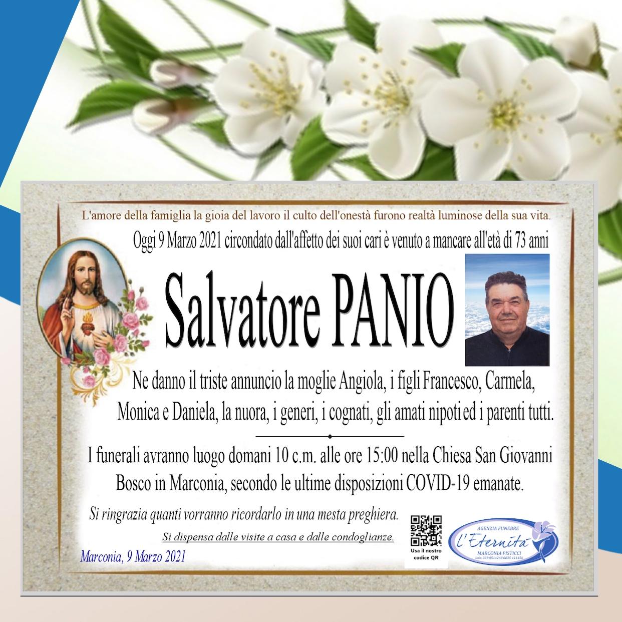 Salvatore PANIO