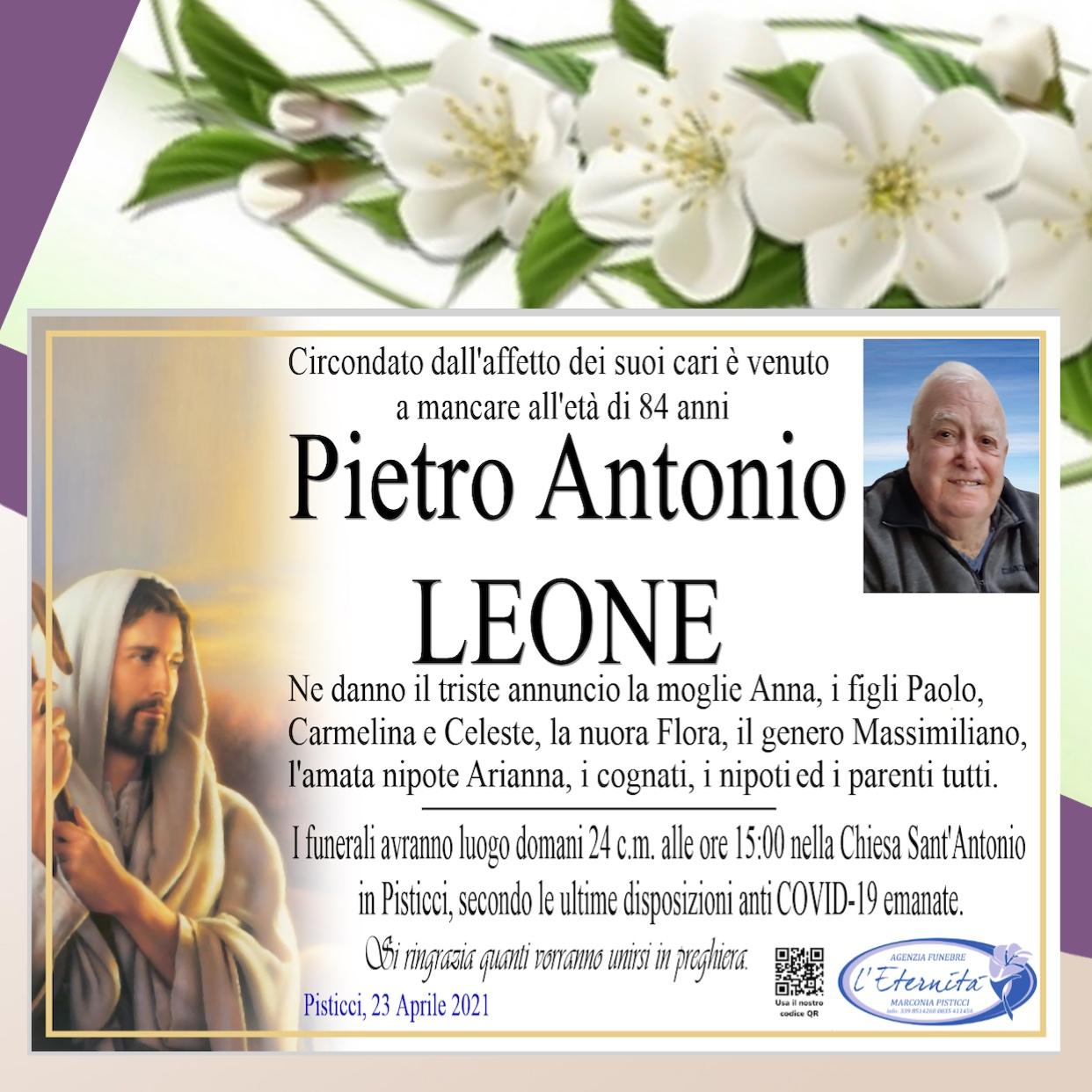 Pietro Antonio LEONE