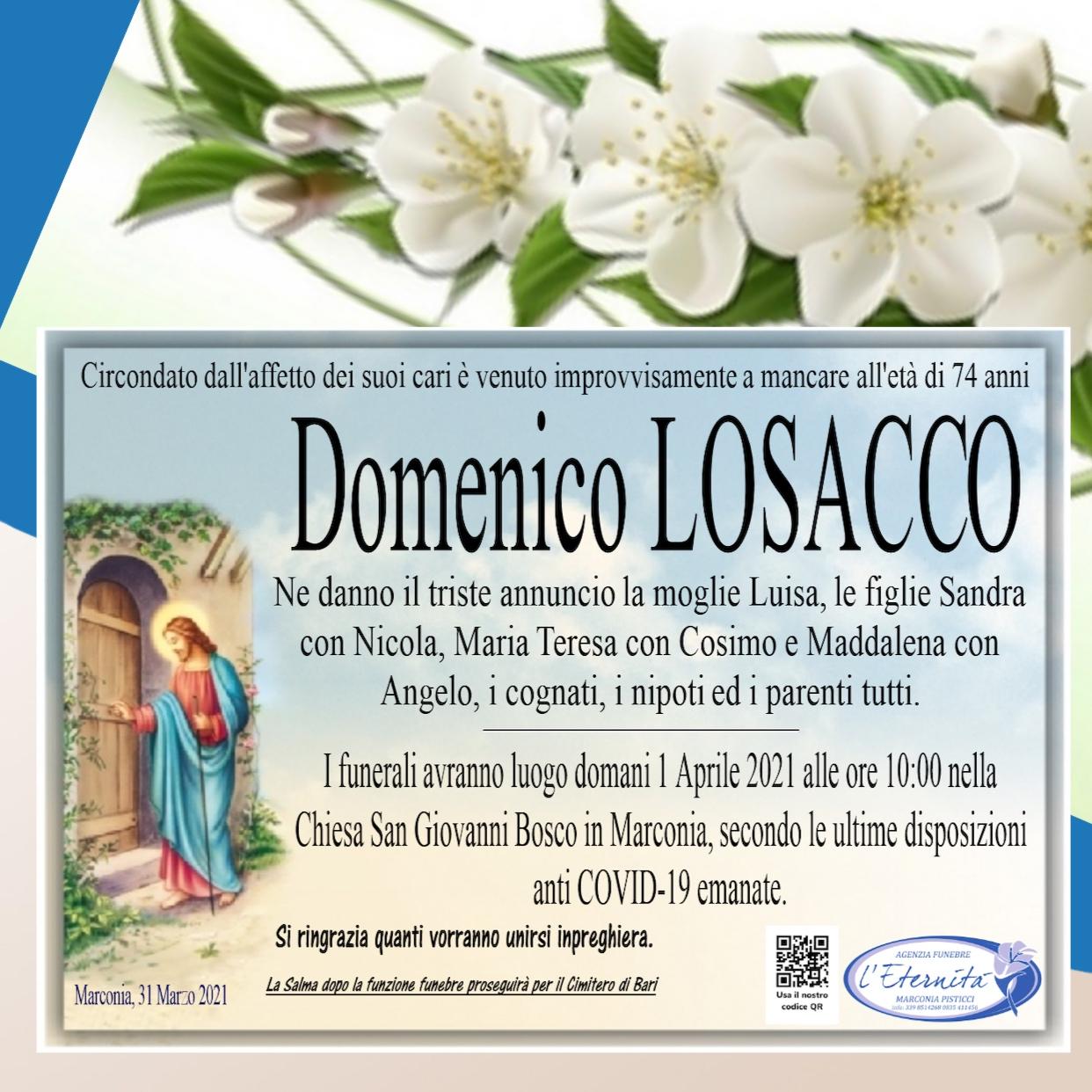Domenico LOSACCO