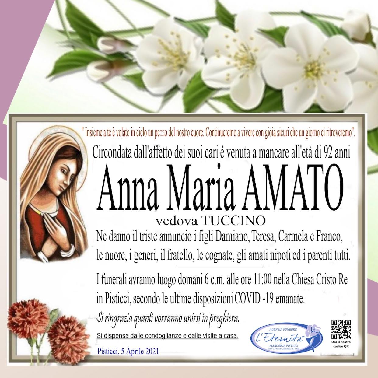 Anna Maria  AMATO