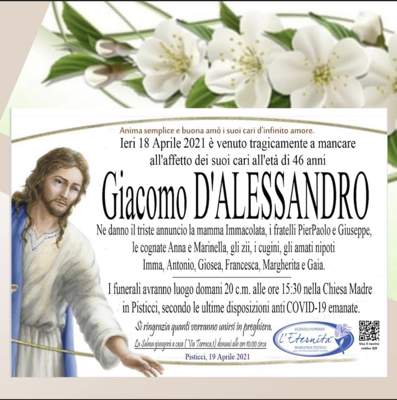 Giacomo D'ALESSANDRO