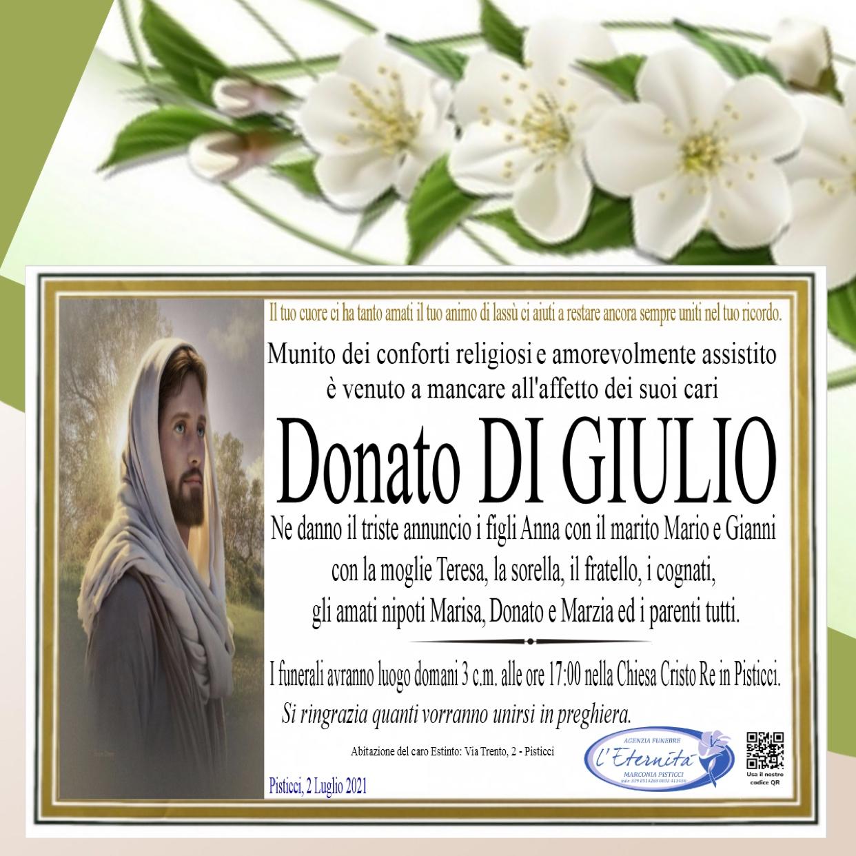 Donato DI GIULIO