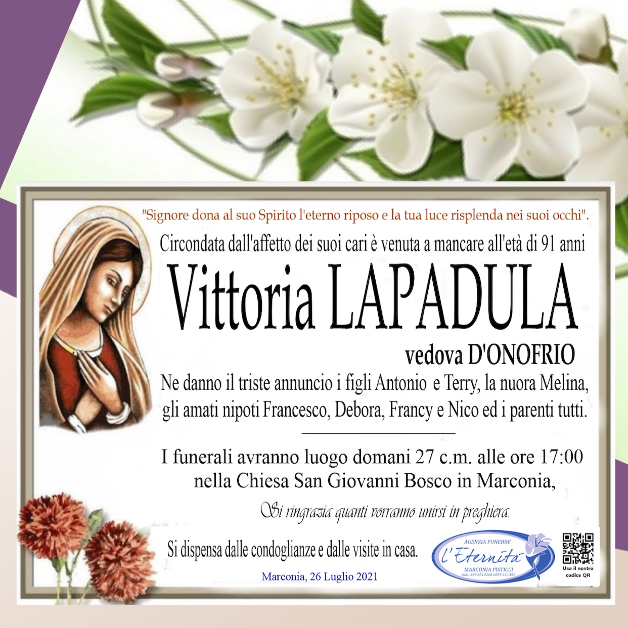 Vittoria LAPADULA