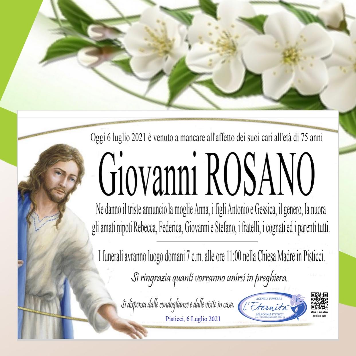 Giovanni ROSANO