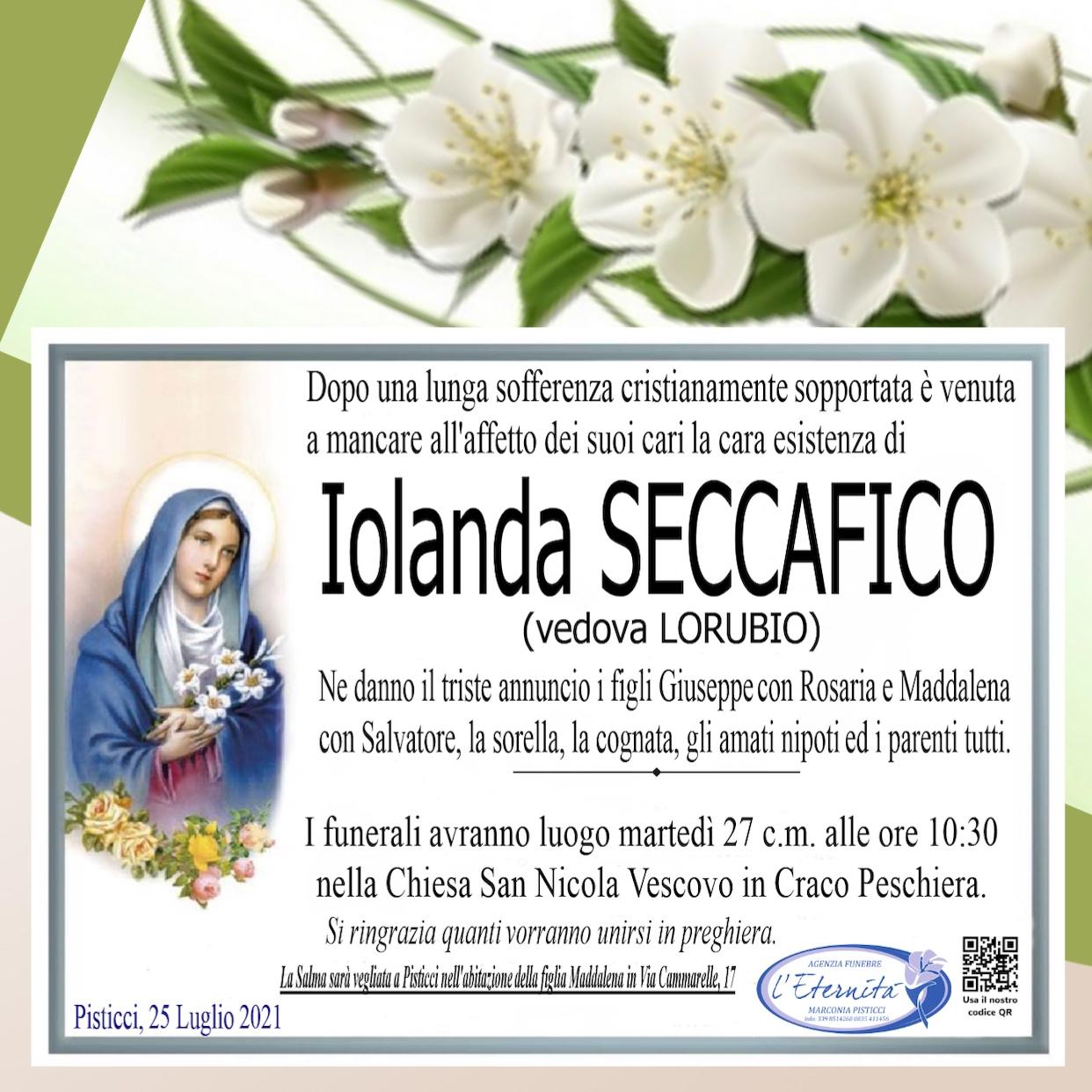 Iolanda SECCAFICO