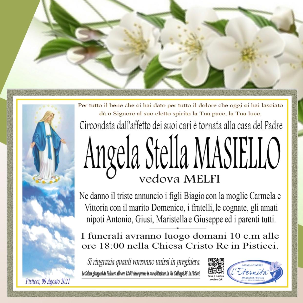 Angela Stella MASIELLO
