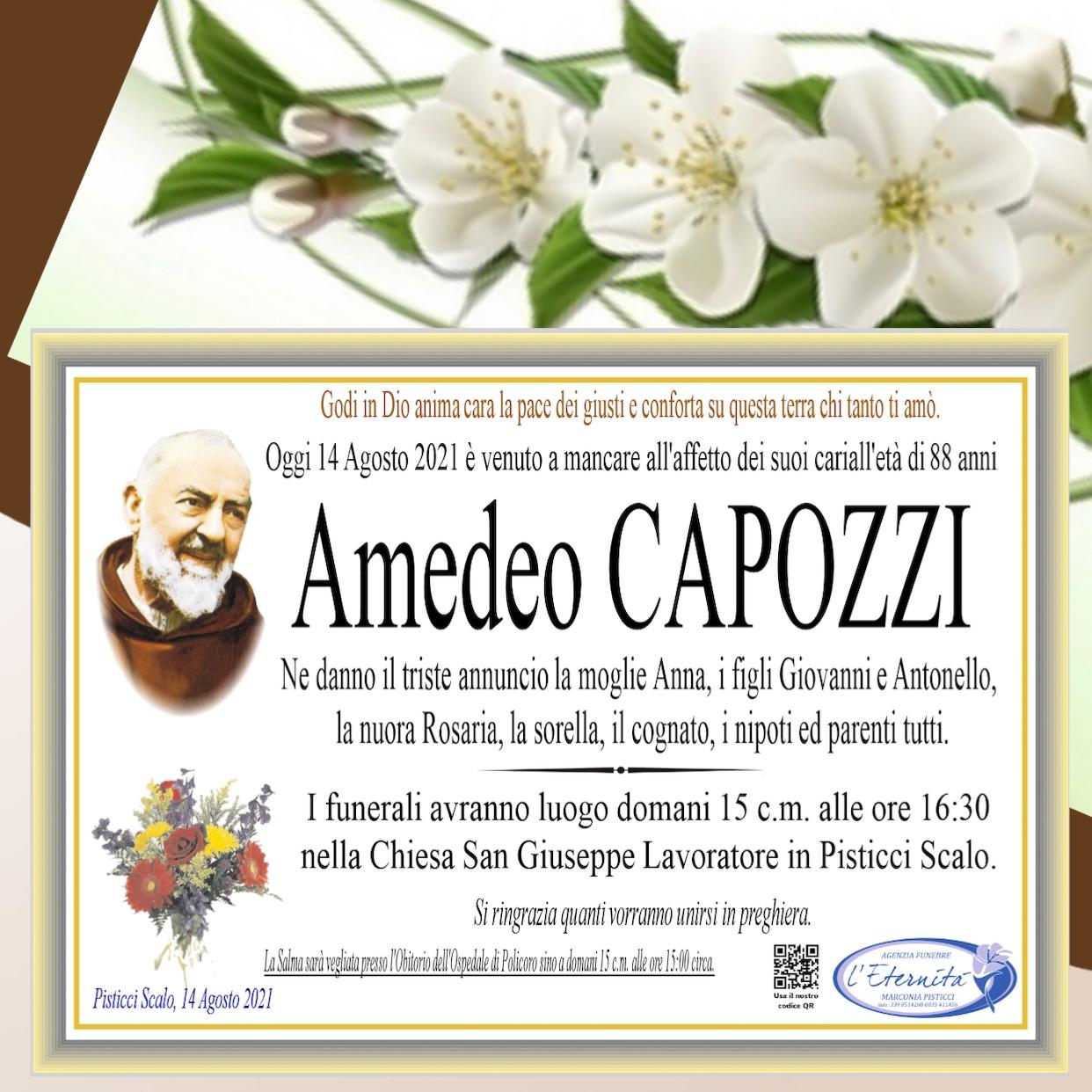 Amedeo CAPOZZI