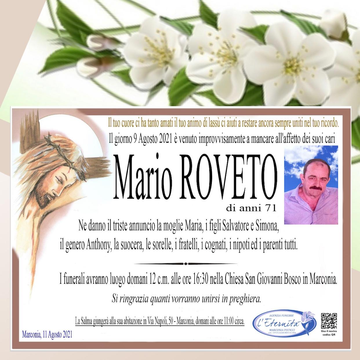 Mario ROVETO